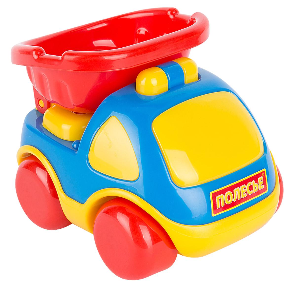 Полесье Самосвал Карат машинка детская полесье полесье автомобиль самосвал супергигант