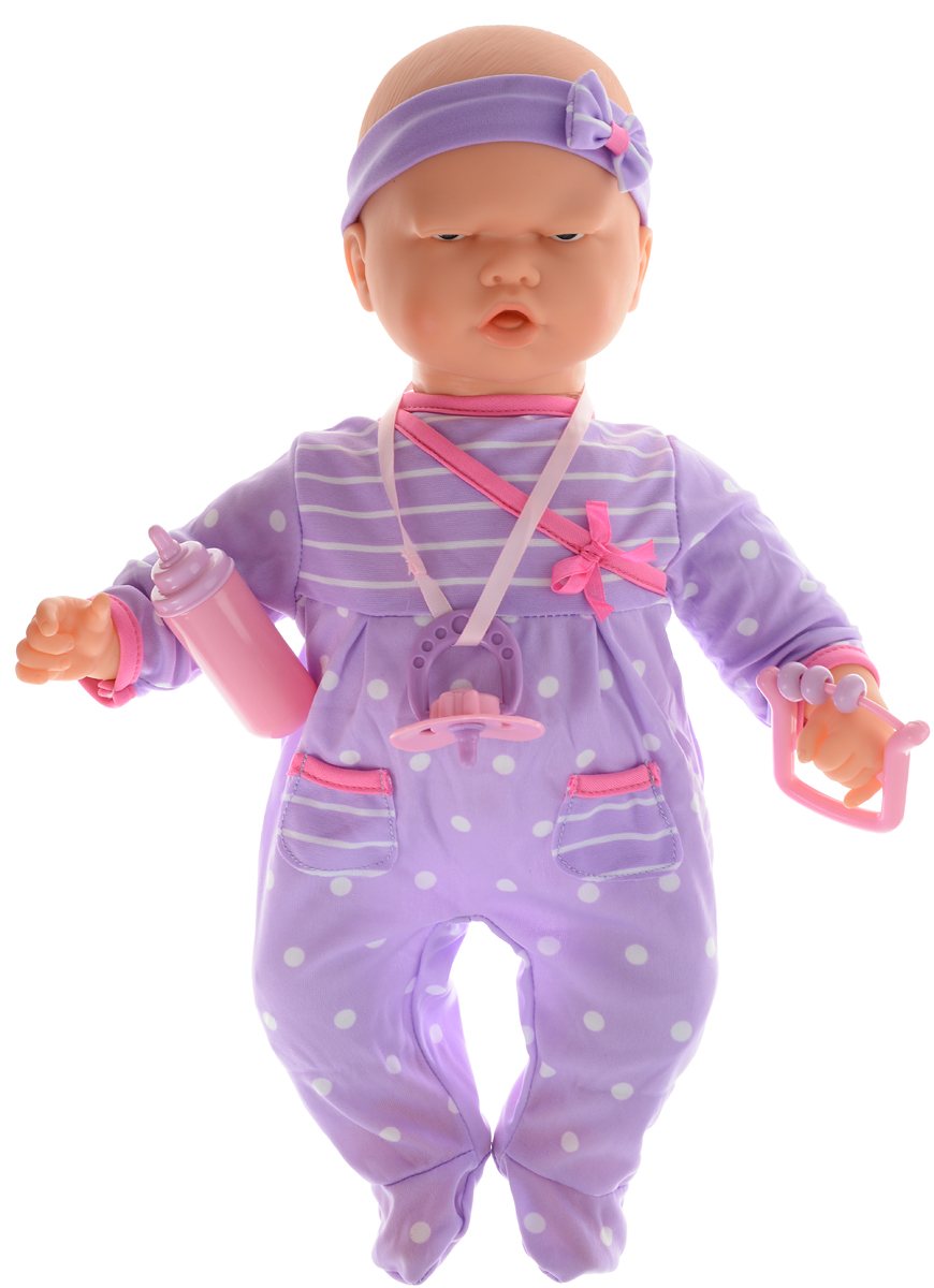 Mary Poppins Интерактивный пупс Я морщу носик цвет одежды фиолетовый mary poppins mary poppins кукла интерактивная я морщу носик маша page 1