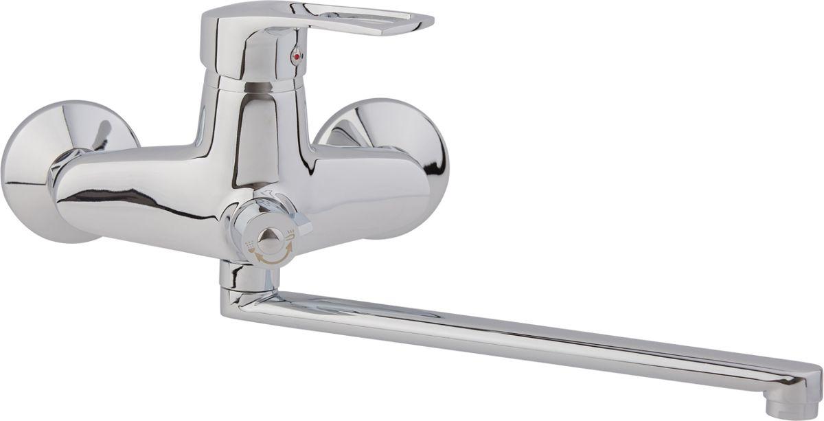 Смеситель для ванны ARCO А2011 одноручковый, L-образныйизлив, 40 картИС.240563Смеситель для ванны ARCO А2011 одноручковый (L-обр.излив, 40 карт) предназначен для подачи и смешения холодной и горячей воды, выполнен из цинкового сплава (в составе 95% цинка ) .Рабочее давление: до 3 Bar Максимальное проверочное давление: до 4,5 Bar (не более 15 мин) Рабочая температура: до +75°С Рабочая среда: вода В комплект входит: - шланг для душа длина 145 см - однорежимная душевая лейка - кронштейн на стену для душевой лейки
