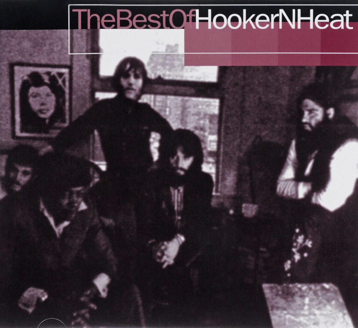 Canned Heat,Джон Ли Хукер Canned Heat & John Lee Hooker. The Best Of Hooker 'N Heat