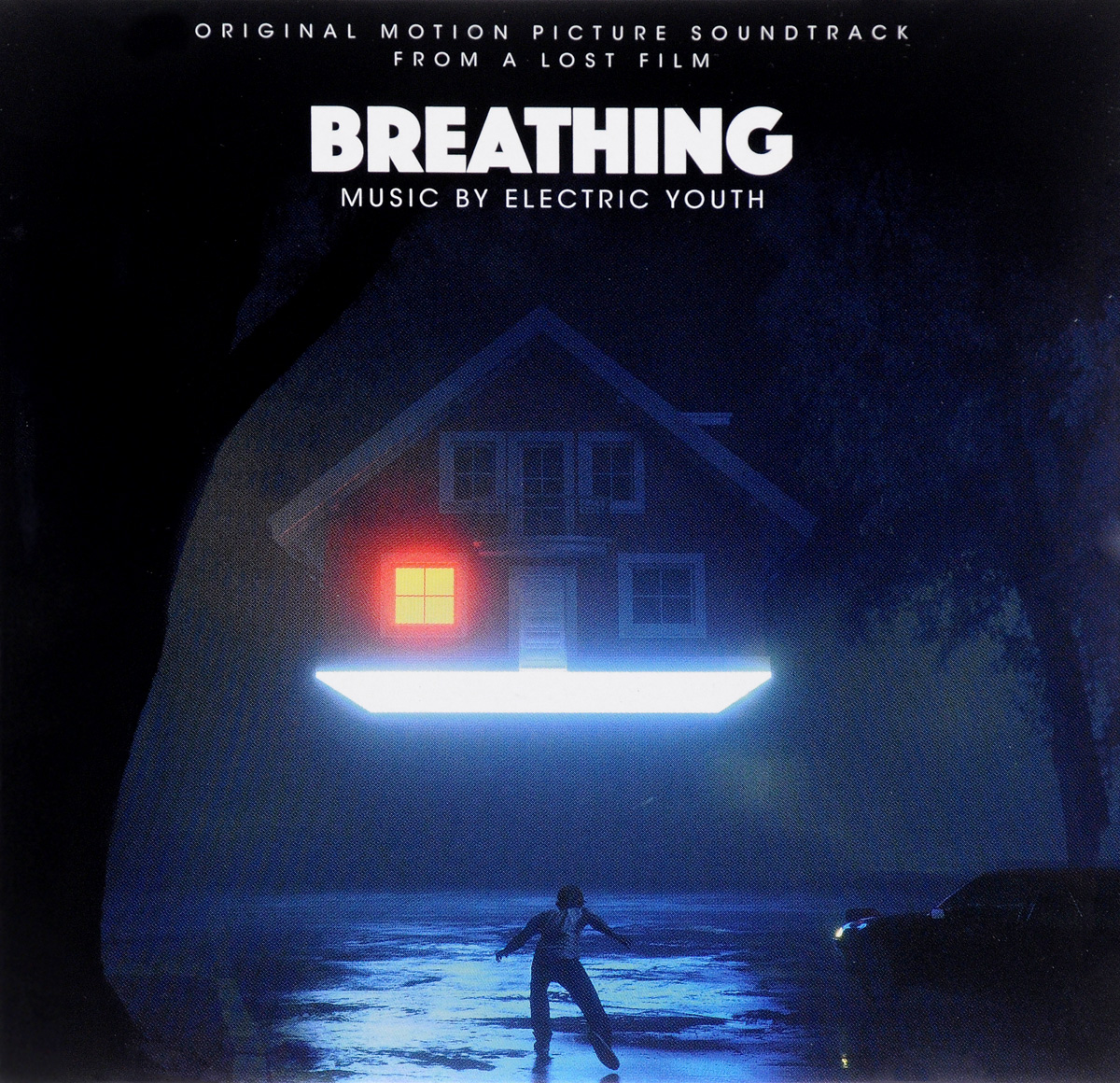Electric Youth. Breathing. Original Motion Picture Soundtrack From A Lost Film