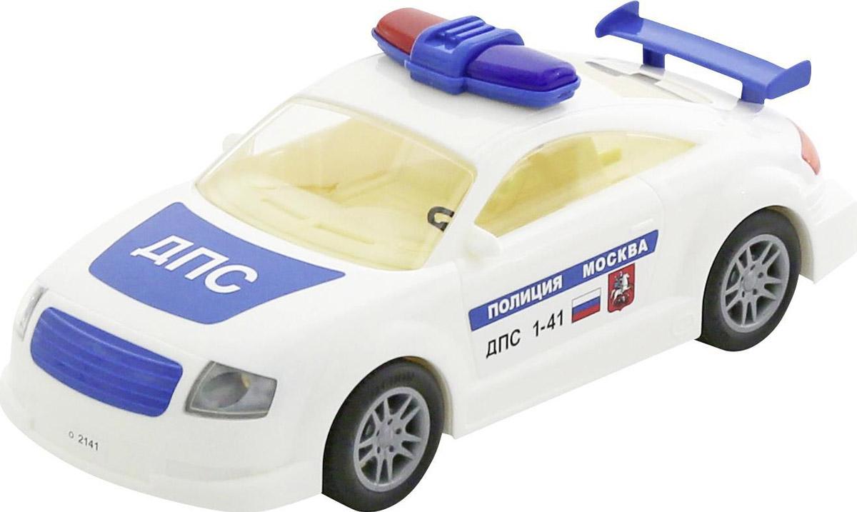 Полесье Автомобиль инерционный ДПС Москва стиральная машинка малютка москва