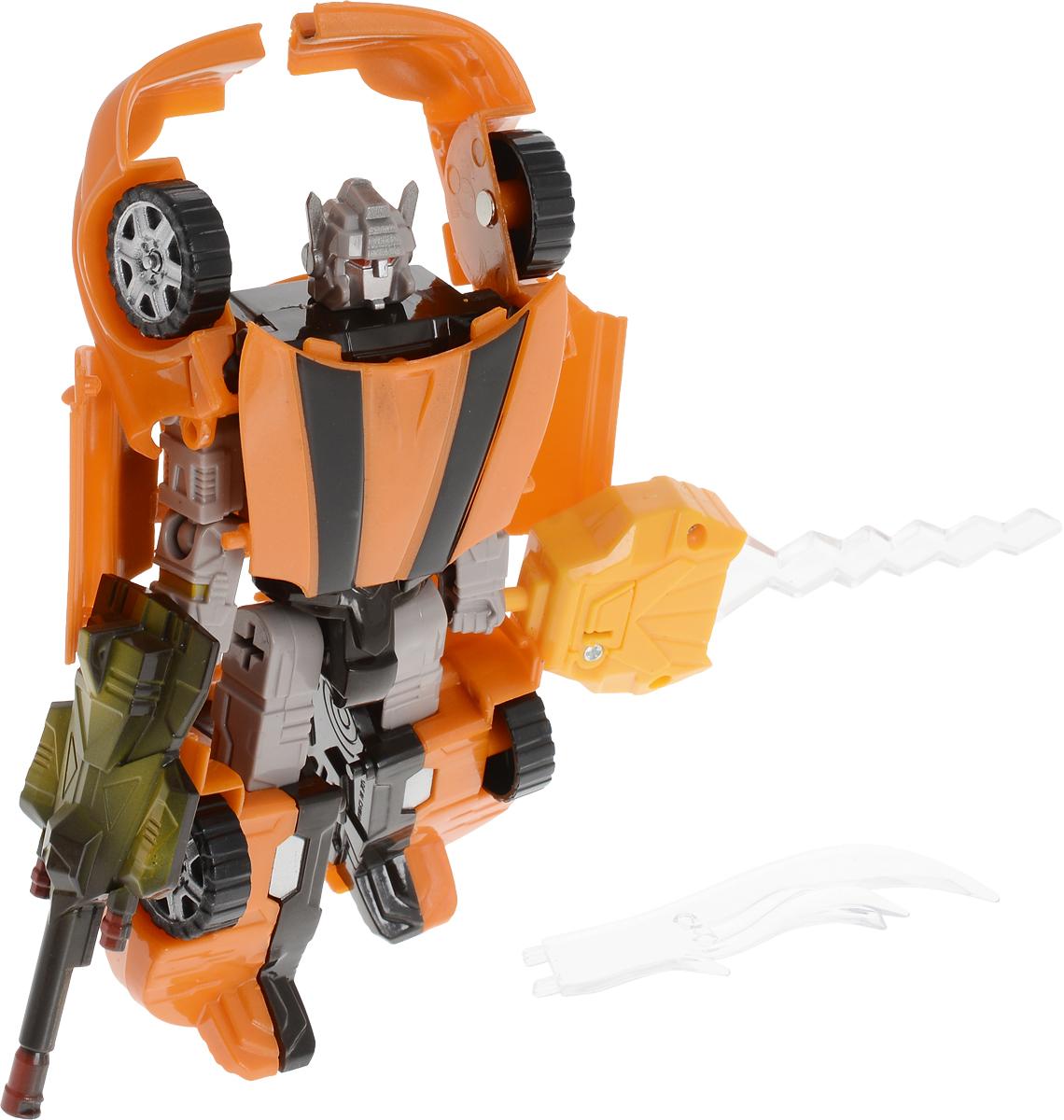 Able Star Трансформер цвет оранжевый хочу машину вторые руки