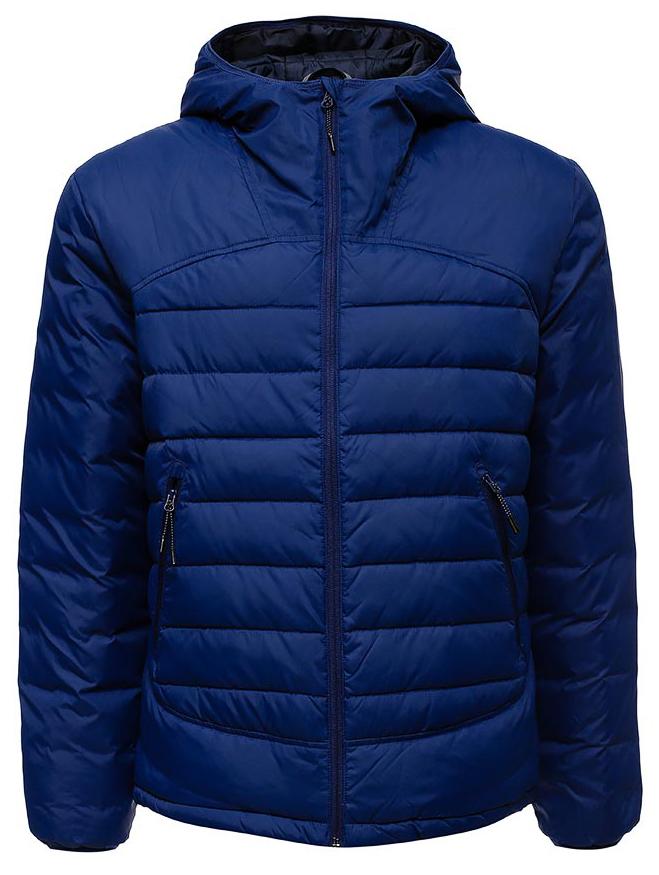 Куртка мужская Sela, цвет: красный. Cd-226/396-7412. Размер XL (52)Cd-226/396-7412