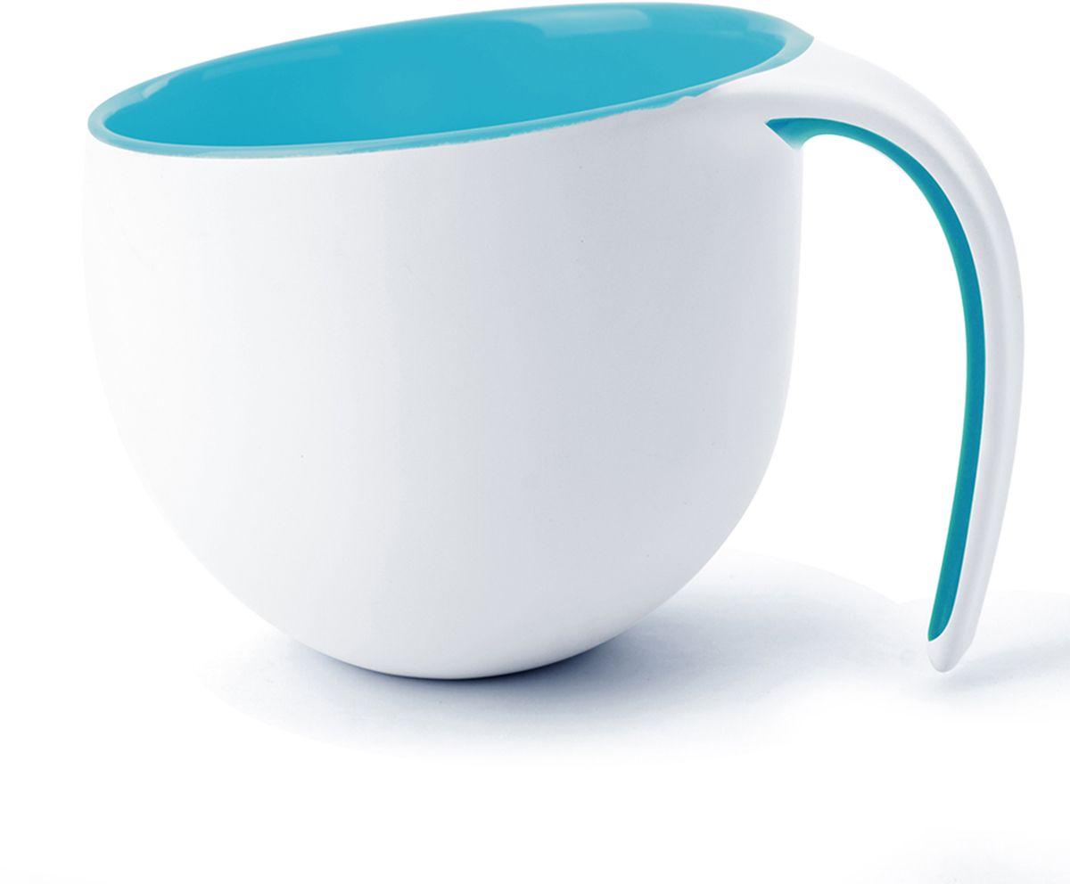 Кружка Asobu The porcelain jewel, цвет: голубой, 400 млMUG 220 blueAsobu – бренд посуды для питья, выделяющийся творческим, оригинальным дизайном и инновационными решениями.Asobu разработан Ad-N-Art в Канаде и в переводе с японского означает «весело и с удовольствием». И действительно, только взгляните на каталог представленных коллекций и вы поймете, что Asobu - посуда, которая вдохновляет!Кроме яркого и позитивного дизайна, Asobu отличается и качеством материалов из которых изготовлена продукция – это всегда чрезвычайно ударопрочный пластик и 100% BPA Free.За последние 5 лет, благодаря своему дизайну и функциональности, Asobu завоевали популярность не только в Канаде и США, но и во всем мире!Это не просто кружка, это настоящая фарфоровая жемчужина от Asobu! Пусть Ваша чашечка кофе или любимого чая принесет Вам максимум удовольствия! С The porcelaine jewel это Вам гарантировано. Серия представлена пятью кружками в сочных и вкусных цветах.Особенности:Высококачественный фарфор.Матовое шелковистое покрытие снаружи.Яркое глазурованное покрытие внутри.Можно мыть в посудомоечной машине.100% BPA FREE (материал, из которого изготовлено изделие, не содержит Бисфенол А).