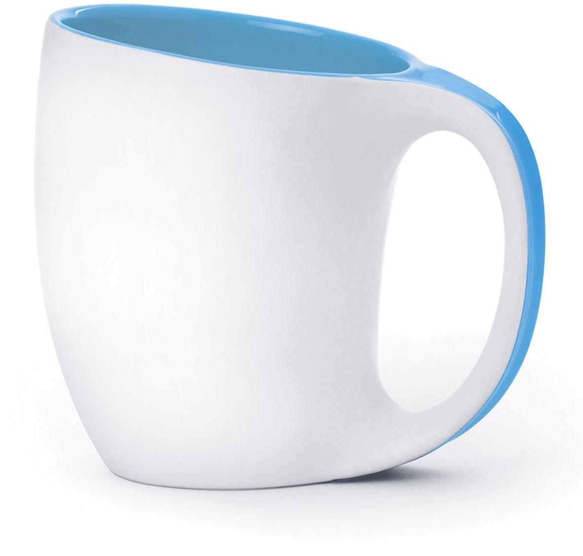Кружка Asobu The porcelain saphire, цвет: голубой, 400 млMUG 330 blueAsobu – бренд посуды для питья, выделяющийся творческим, оригинальным дизайном и инновационными решениями.Asobu разработан Ad-N-Art в Канаде и в переводе с японского означает «весело и с удовольствием». И действительно, только взгляните на каталог представленных коллекций и вы поймете, что Asobu - посуда, которая вдохновляет!Кроме яркого и позитивного дизайна, Asobu отличается и качеством материалов из которых изготовлена продукция – это всегда чрезвычайно ударопрочный пластик и 100% BPA Free.За последние 5 лет, благодаря своему дизайну и функциональности, Asobu завоевали популярность не только в Канаде и США, но и во всем мире!Теперь Ваша повседневная кружка – это настоящее произведение искусства! Ведь Asobu не делает скучных и бесполезных вещей!Представляем Вашему вниманию пять эстетически совершенных кружек. Шелковистая белая матовая поверхность и пять вариантов ярких глянцевых цветов внутренних покрытий в сочетании с идеальной формой.Asobu The porcelaine saphire изготовлен из высококачественного фарфора. Можно мыть в посудомоечной машине.