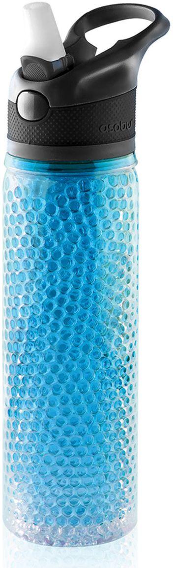 Термобутылка Asobu Deep freeze, цвет: голубой, 600 млPF02 blueAsobu – бренд посуды для питья, выделяющийся творческим, оригинальным дизайном и инновационными решениями.Asobu разработан Ad-N-Art в Канаде и в переводе с японского означает «весело и с удовольствием». И действительно, только взгляните на каталог представленных коллекций и вы поймете, что Asobu - посуда, которая вдохновляет!Кроме яркого и позитивного дизайна, Asobu отличается и качеством материалов из которых изготовлена продукция – это всегда чрезвычайно ударопрочный пластик и 100% BPA Free.За последние 5 лет, благодаря своему дизайну и функциональности, Asobu завоевали популярность не только в Канаде и США, но и во всем мире!Deep freeze – инновационная бутылка, которая будет держать Ваш напиток холодным в течение нескольких часов даже в жаркий день!Технология, используемая в этой бутылке, устраняет необходимость добавлять в воду лед! Двойные ячеистые стенки из Тритана заполнены специальным нетоксичным гелем, который замораживается в холодильной камере всего за час, но держит Ваш напиток холодным до 12 часов.Бутылки Deep freeze доступны в 3-х ярких цветах.