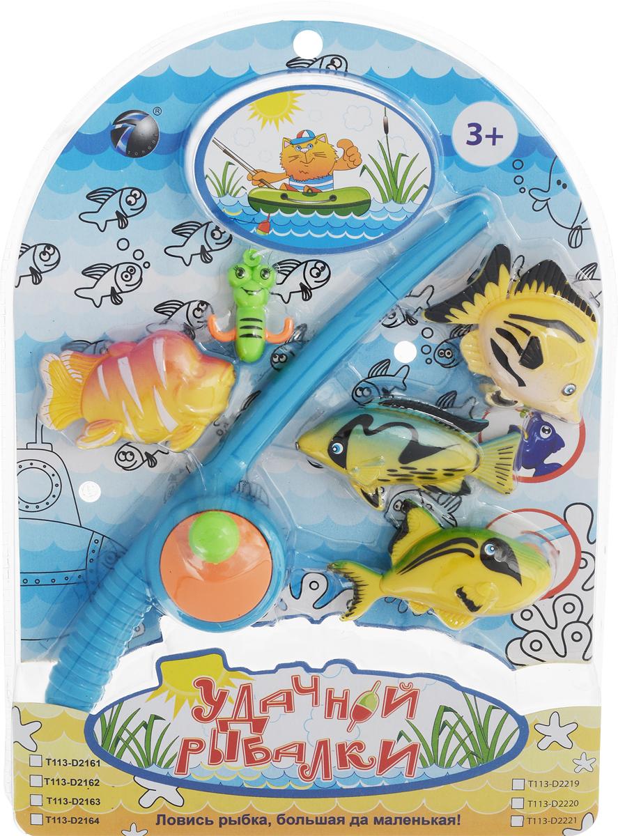 Veld-Co Игрушка для ванной Рыбалка 32632 игрушка для животных каскад удочка с микки маусом 47 см