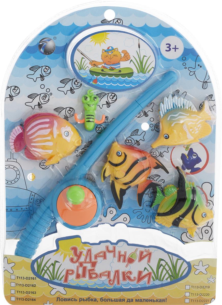 Veld-Co Игрушка для ванной Рыбалка 32631 veld co бубен и металлофон