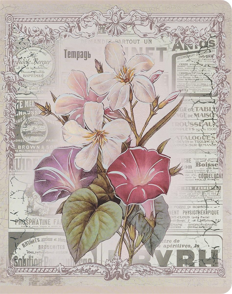 Феникс+ Тетрадь Красивые цветы Колокольчик 48 листов в клетку29569_колокольчикФеникс+ Тетрадь Красивые цветы Колокольчик 48 листов в клетку