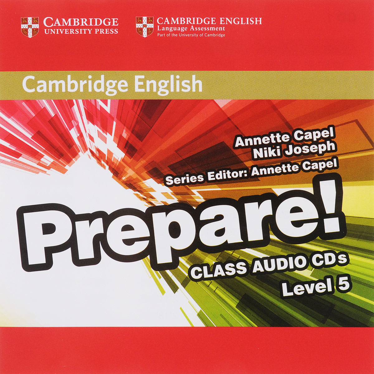 Prepare! Level 5 (аудиокнига на 2 CD) cambridge essential english dictionary second edition