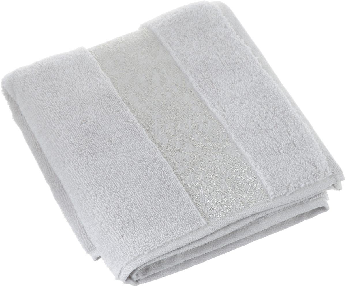 Полотенце Arya Jewel, цвет: серый, 50 x 90 см полотенца банные arya полотенце arya maxi crest
