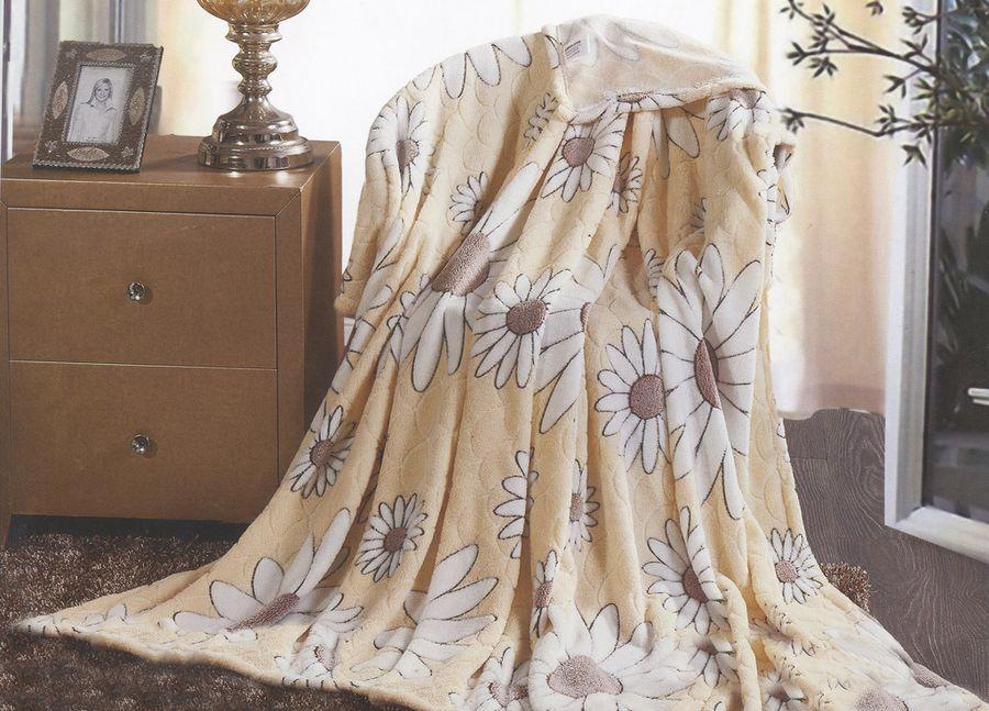 Плед ТД Текстиль Absolute, 200 х 220 см. 89569 плед тд текстиль absolute цвет серый 150 х 200 см 89560