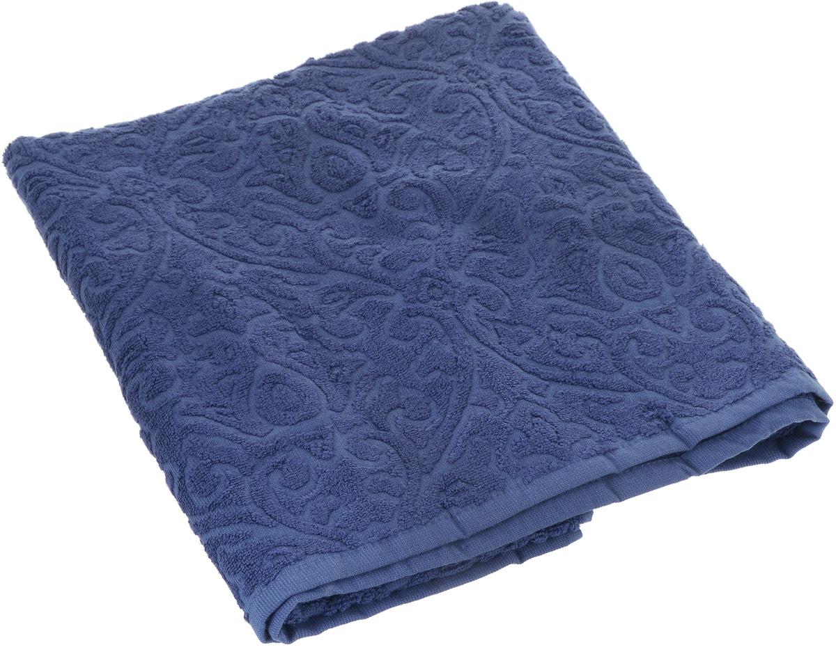 Полотенце Arya Duane, цвет: синий, 70 x 140 смTR1002624_СинийПолотенце Arya Duane выполнено из 100% бамбука. Изделие отлично впитывает влагу, быстро сохнет, сохраняет яркость цвета и не теряет форму даже после многократных стирок. Такое полотенце очень практично и неприхотливо в уходе. Оно создаст прекрасное настроение и украсит интерьер в ванной комнате.
