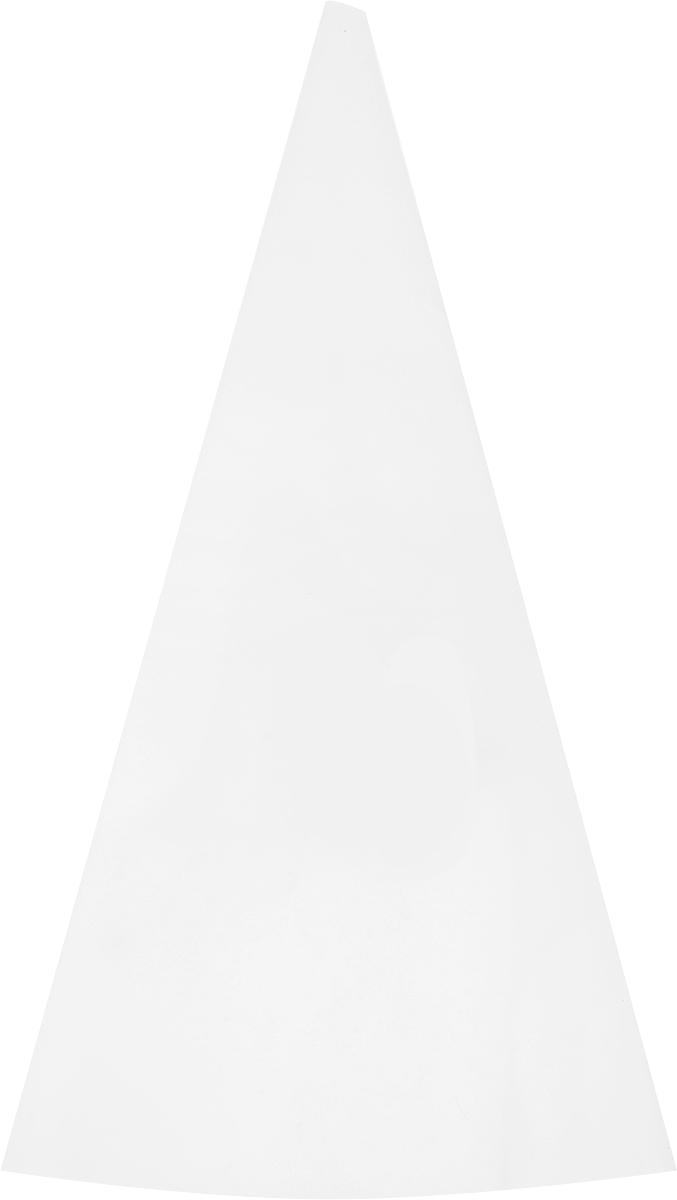 Мешок кондитерский Доляна Алирио, цвет: прозрачный, 40 х 22 см1058511_прозрачныйБлагодаря кулинарному мешку Доляна Алирио вы быстро и легко приготовите выпечку любой формы, какой только пожелаете. Мешок выполнен из силикона. Он предназначен для тех, кто занимается украшением выпечки.