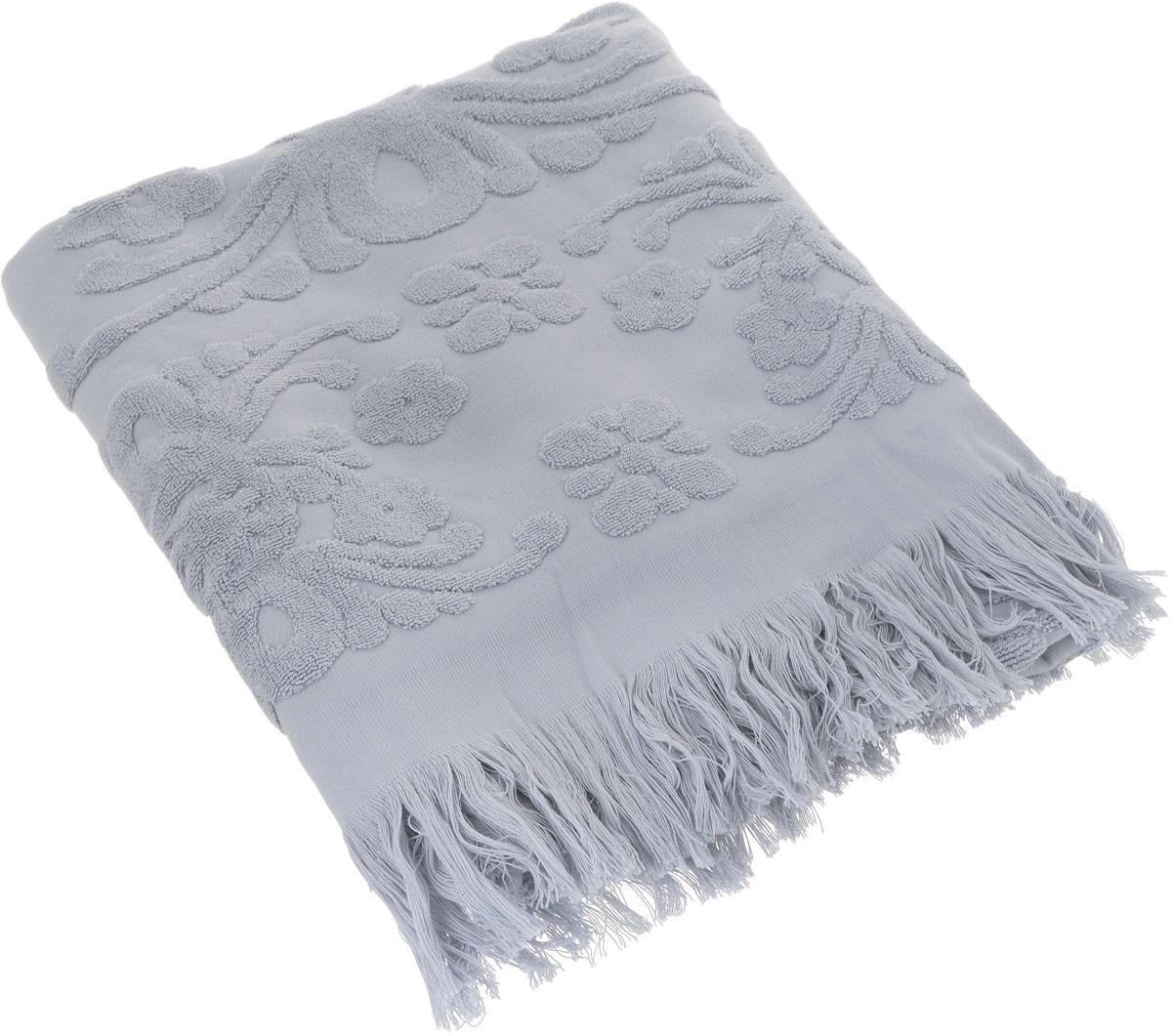 Полотенце Arya Isabel Soft, цвет: серый, 70 x 140 смTR1002488_СерыйПолотенце Arya Isabel Soft выполнено из 100% хлопка. Изделие отлично впитывает влагу, быстро сохнет, сохраняет яркость цвета и не теряет форму даже после многократных стирок. Такое полотенце очень практично и неприхотливо в уходе. Оно создаст прекрасное настроение и украсит интерьер в ванной комнате.