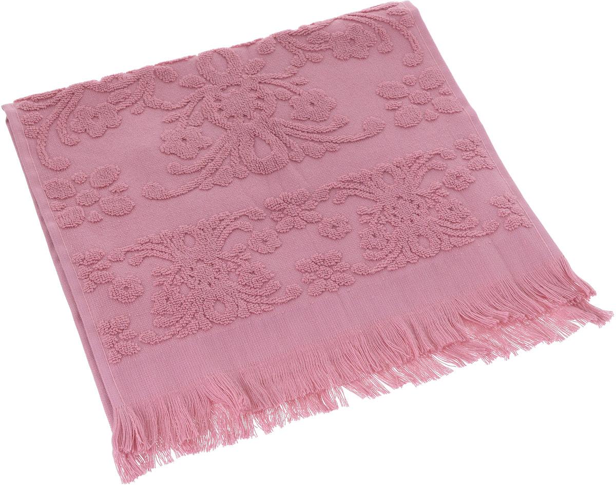 Полотенце Arya Isabel Soft, цвет: сухая роза, 30 x 50 смTR1002486_Сухая РозаТурецкое полотенце от компании Ария из махры .Компания Arya является признанным турецким лидером на рынке постельных принадлежностей и текстиля для дома. Поэтому Вы можете быть уверены, что приобретенные текстильные изделия доставит Вам и Вашим близким удовольствие