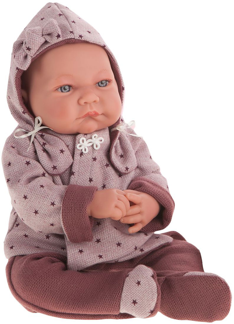 Juan Antonio Кукла Фернанда цвет одежды коричневый кукла antonio juan кукла рамон blue 3360b