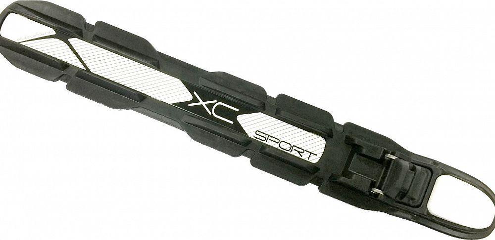 Беговые крепления Fischer XC Sport. Размер L (40/47). S00006 лыжи беговые tisa sport wax