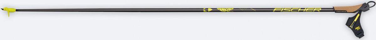 """Палки беговые Fischer """"RC9 QF"""" - спортивная модель для соревнований и тренировок. Очень легкие палки из углеволокна. Оптимизированная жесткость, прекрасно работают.  Air Carbon HM, инновационный темляк на молнии Quick Fit 2.0 и гоночная лапка с системой Multi Tip. Доступны в разборном виде.   Основные технологии:  - Air Carbon HM Shaft 4.6.  - Quick Fit 2.0 Strap.  - Multi Tip Aero S Basket.    Как выбрать беговые лыжи. Статья OZON Гид"""
