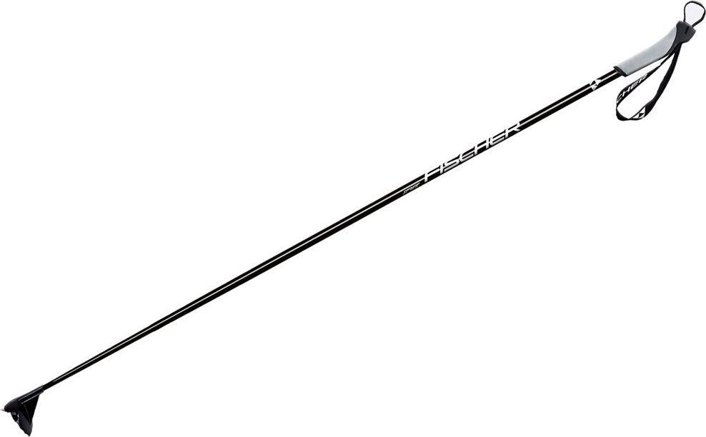Палки беговые Fischer Sprint, длина 110 см. Z46415Z46415Палки беговые Fischer Sprint - для самых маленьких лыжников. Универсальная алюминиевая палка с детской рукояткой из комфортного материала TPR, широким темляком и детской лапкой. Комфортный темляк и небольшая рукоятка.Основные технологии: - Aluminium Shaft 6013.- TPR Junior Grip.- Loop 30 Strap.