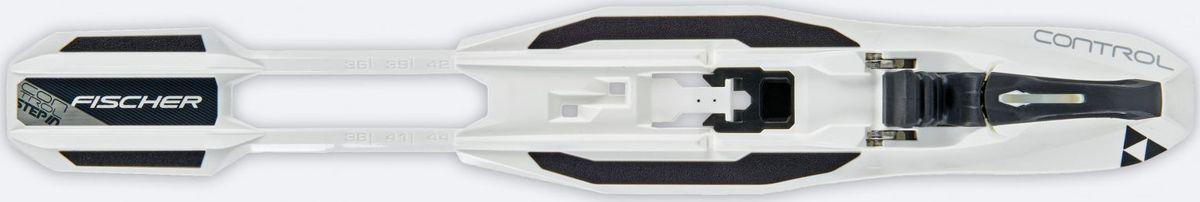 Беговые крепления Fischer Control Step-In IFP, цвет: белый, черный. Размер 35/52. S60117 лыжи беговые tisa top universal с креплением цвет желтый белый черный рост 182 см