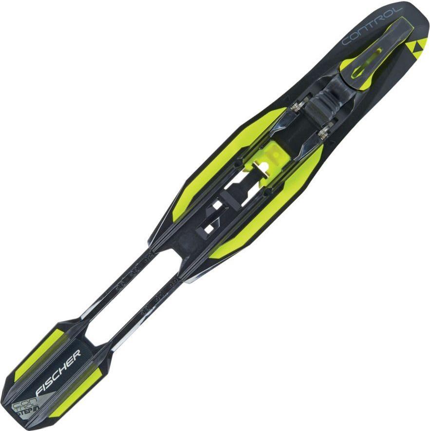 """Прогулочное полуавтоматическое крепление """"Fischer"""" для классического хода для лыж с платформой IFP. Крепления Turnamic устанавливаются и регулируются без дополнительных инструментов. Легко пристегивать ботинки.   Технологии: - Tool Free.  - Double Lock Slider. - Heel Pre-adjust.    Как выбрать беговые лыжи. Статья OZON Гид"""
