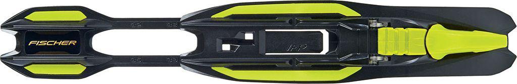 Юниорские коньковые крепления для лыж с платформой IFP. Крепления Turnamic устанавливаются и регулируются без дополнительных инструментов. Вес 222г Размер 33-40 ТЕХНОЛОГИИ - Tool Free - FLOWFLEX - Torsion-proofed body ПРЕИМУЩЕСТВА ДЛЯ ПОТРЕБИТЕЛЕЙ - Установка и регулировка без инструментов - Большой поворотный рычаг - Устойчивость и контроль над лыжами    Как выбрать лыжи ребёнку. Статья OZON Гид