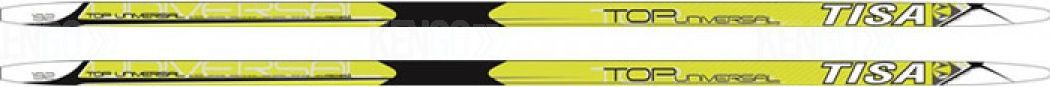 Беговые лыжи Tisa Top Universal, 197 см. N90515