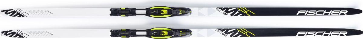 Беговые лыжи Fischer SC Skate IFP, 181 см. N27617N27617Спортивные лыжи для новичков. Облегченный сердечник Air Tec Basalite и универсальная скользящая поверхность WC Pro обеспечивают отличную работу лыж в любых погодных условиях. Лыжи с платформой IFP.41-44-441.360 г / 187 смSIDECUT WORLD CUP SKATEЭлитные лыжники предпочитают именно этот стреловидный профиль коньковых лыж благодаря превосходной работеRENTAL TAIL PROTECTORСпециальные вставки на пятке лыж усиливают конструкцию и увеличивают срок службы.POWER EDGEСпециальное усиление кантов гарантирует долговечность лыж и прекрасную торсионную жесткость.AIR TEC BASALITEСистема воздушных каналов в сочетании с породой легкого дерева позволяет снизить вес лыжи. Волокна вулканического базальта облегчают вес и позволяют сохранить рабочие характеристики.SPEED GRINDINGНовая универсальная структура обеспечивает наилучшее скольжение при любых погодных условиях.SKATING 115Конструкция коньковых лыж, в которой точки контакта лыж со снегом максимально удалены друг от друга, что заметно улучшает устойчивость и управляемость лыж на жесткой трассе.
