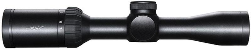 Прицел оптический Hawke Panorama 2-7x32 10x 1/2 Mil Dot прицел hawke panorama ev 3 9x50 10x half mil dot ir hk5161