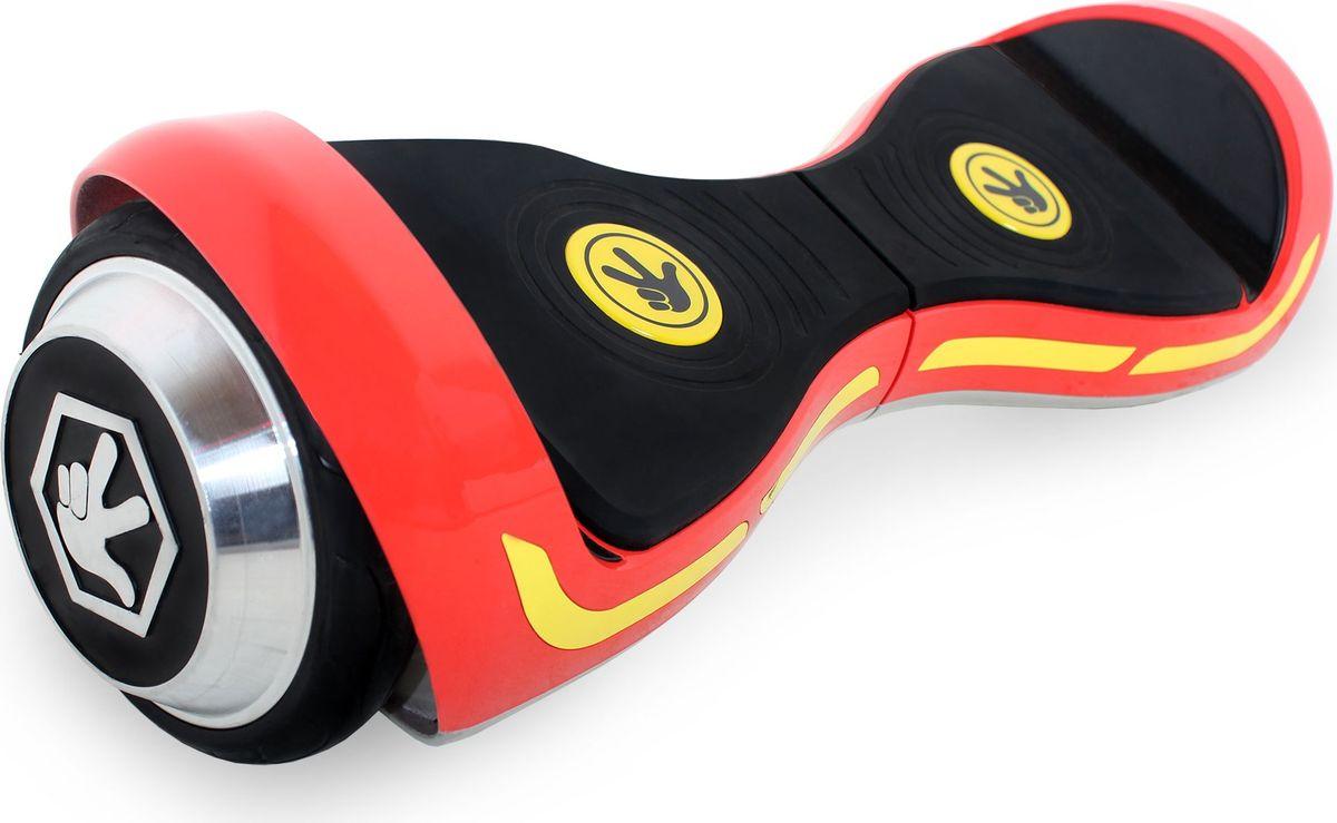 Гироскутер Hoverbot Фиксиборд, детский, цвет: красныйFXFIRЭксклюзив от Hoverbot - гироскутер Фиксиборд! Станьте обладателем уникального транспорта Нолика, Верты, Фаера или Симки! Небольшой диаметр колес отлично подойдет для катания по ровному асфальту. Научиться кататься на нем очень легко! К каждому Фиксиборду идёт комплект защиты: шлем, налокотники, наколенники, перчатки - для безопасного катания. Так же у Фиксибордов встроенный Bluetooth и колонки. Можно включать любимые фиксипелки через устройство и наслаждаться прогулкой! Подарите ребенку радость!