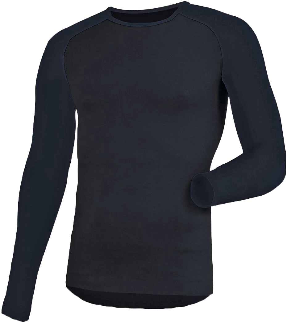 Фуфайка мужская Guahoo, цвет: черный. G22-9480S/BK. Размер M (50)G22-9480S/BKДвухслойная модель предназначена для повседневной носки в холодную и очень холодную погоду. Внешний слой с высоким содержанием шерсти прекрасно сохраняет тепло, придает мягкость и прочность изделию. Внутренний слой из полипропилена отводит влагу, придает прочность, предотвращает усадку и деформацию изделия. Рекомендуется предварительная стирка перед первым применением белья.