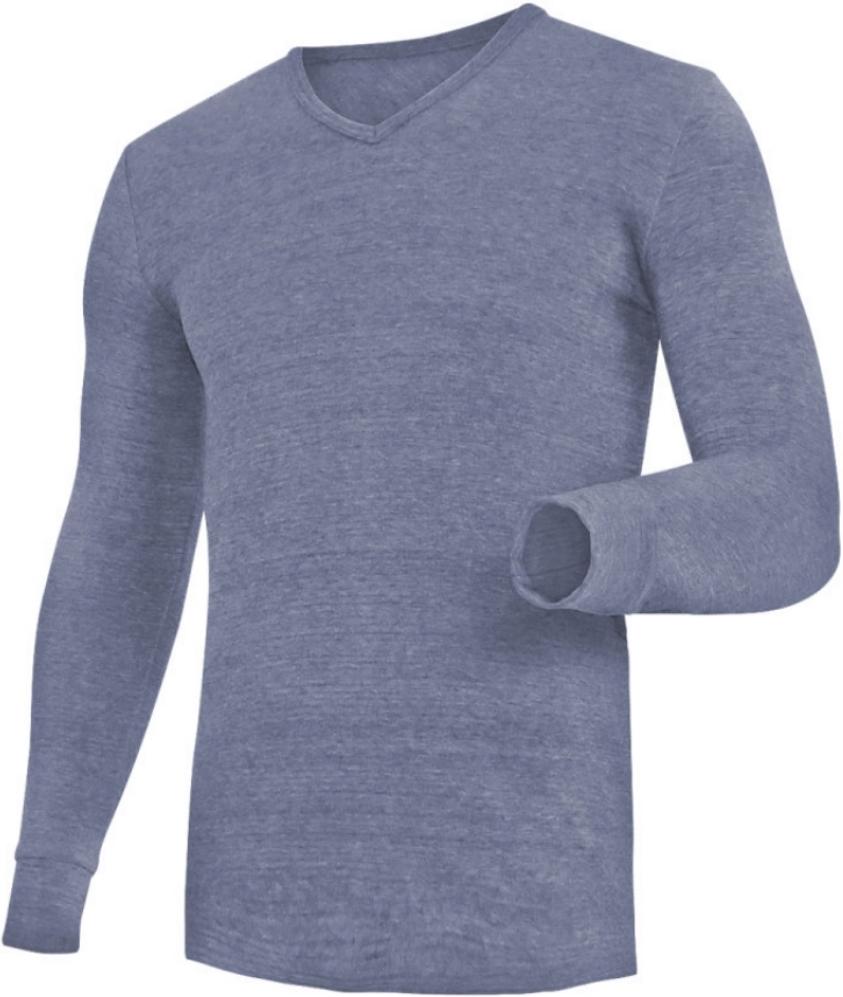 Фуфайка мужская Laplandic, цвет: серый. L21-9250S/GY. Размер XXL (56)L21-9250S/GYФуфайка мужская Laplandic предназначена для повседневного использования в холодную и очень холодную погоду. Трикотажное эластичное полотно с начёсом на внутренней стороне полотна, улучшающим теплосберегающие качества за счет увеличенной воздушной прослойки. Плотность: 190 г/м2.