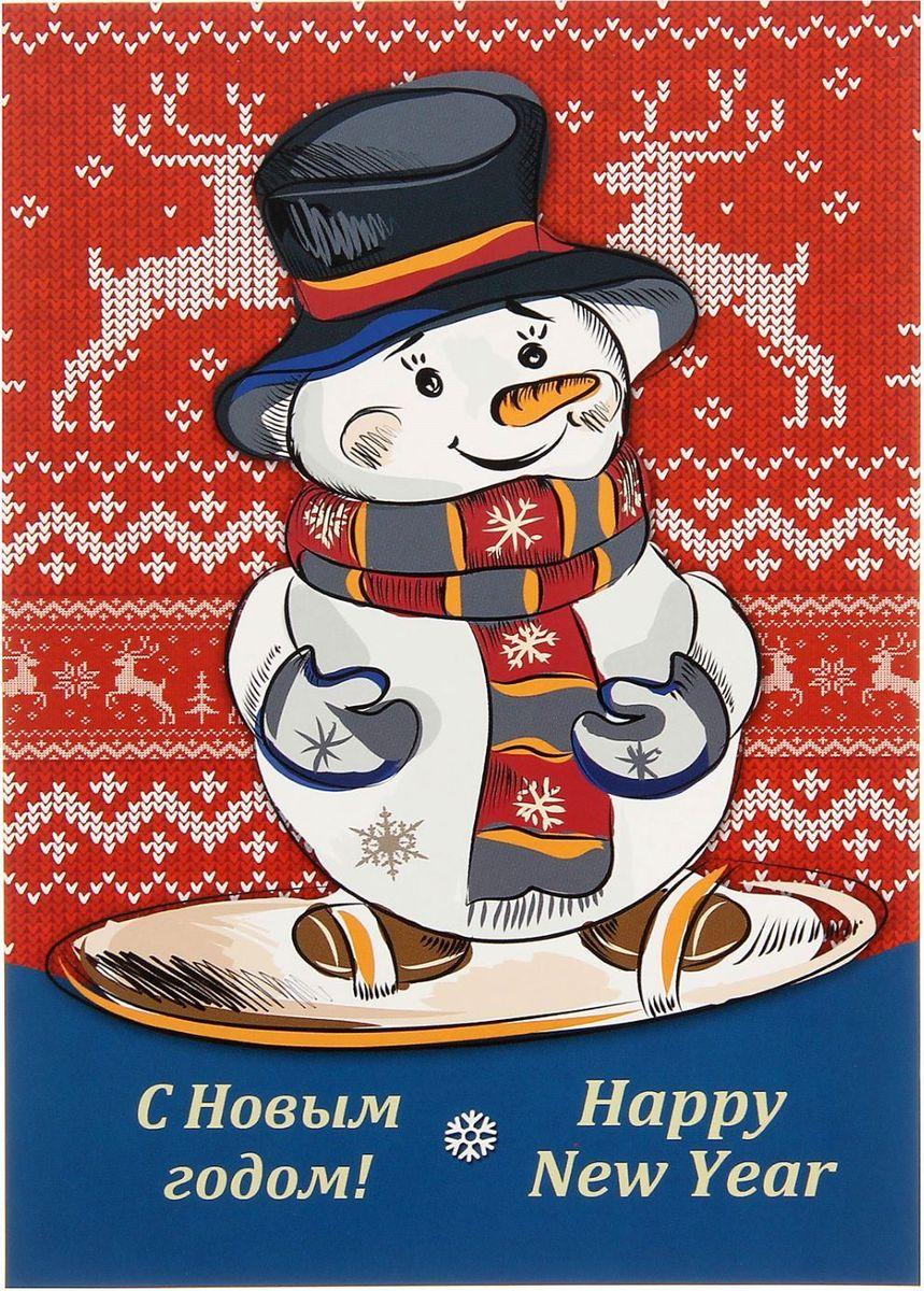 Проф-Пресс Блокнот цвет красный1776275Блокнот с яркой новогодней обложкой приятно удивит получателя. Сувенир сохранит списки дел, заметки, важную информацию и раскроет творческий потенциал владельца.