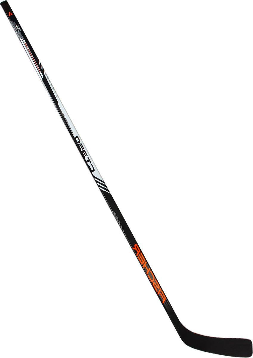 Хоккейная клюшка Fischer CT350 Grip SR, загиб 92LH12116,60,085Хоккейная клюшка Fischer CT350 Grip SR имеет надежную конструкцию крюка с отличным откликом и чувством шайбы. Также возможно использование клюшки на любых покрытиях, в том числе и на асфальте. Запатентованная технология микропленки абсорбирует колюще-режущие удары (клюшки, коньки), повышая тем самым надежность клюшки. Технология RHT (Responsive Hosel Tech) улучшает распределение энергии и торсионную жесткость в конусе, тем самым улучшая точность бросков и отклик клюшки. Настоящая цельнолитая конструкция Fischer. Клюшка производится за один процесс без дополнительной склейки крюка с ручкой. Тем самым снижается общий вес и улучшаются характеристики клюшки. Senior 60.Хват: Round.Жесткость: 85.Загиб: 92.Вес: 500 г.CT350 GRIP.Конструкция: Крюк: Carbon.Ручка: Composite.Технологии: - Cap Tech.- RHT.- Poly-Air-Bond-Blade.- Mono-Comp-Tech.