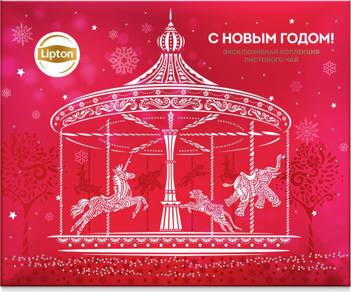 Lipton эксклюзивная коллекция листового чая, 180 г amore de bohema для самой дорогой подарочный набор листового чая 400 г