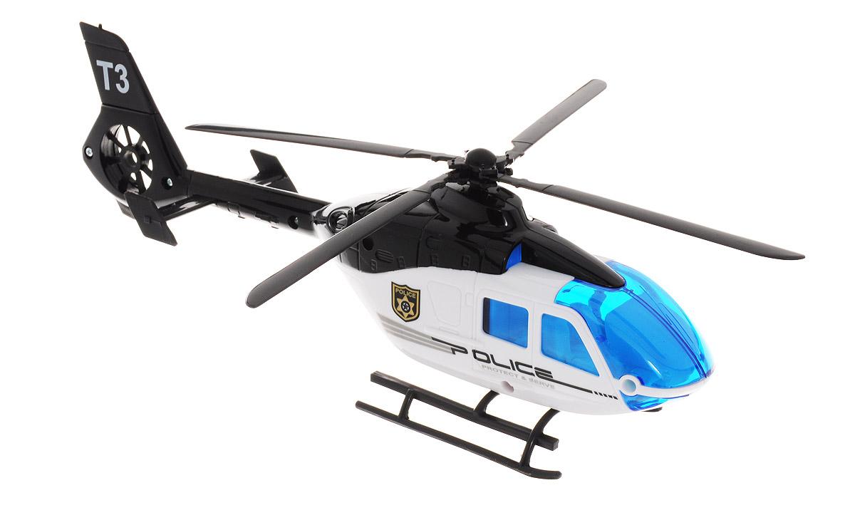 Dickie Toys Полицейский вертолет 24 см