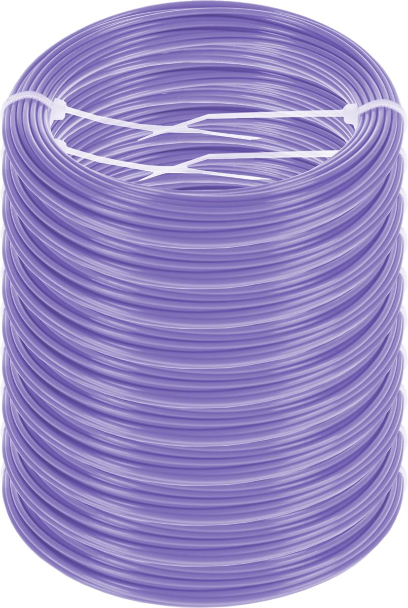 Spider Box пластик ABS, Lilac 10 м 10 шт2990000001979Набор пластика ABS Spider Box - это главный и единственный расходный материал, используя который вы сможете делать мыслимые и немыслимые вещи, подсказанные вашим воображением.Пластик ABS может принимать много разных полимерных форм, ему можно придавать множество самых различных свойств. Его пластичность позволяет легко создавать элементы различных соединений и крепежа.Материал легко шлифуется и обрабатывается. Важно отметить, что ABS пластик растворяется в ацетоне, что позволяет склеивать детали и добиваться очень гладкой поверхности.При плавлении может выделять легкий запах пластмассы.