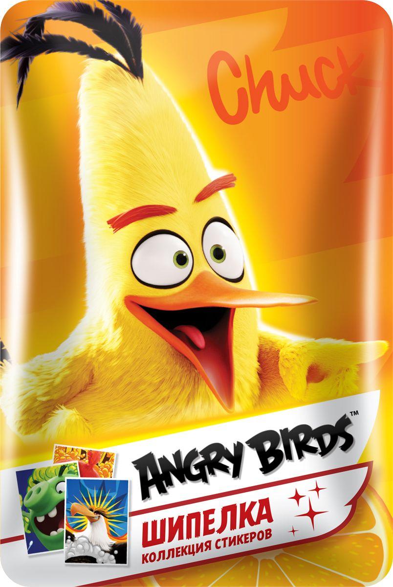 Конфитрейд Angry Birds Movie сладкая шипучка со стикером, 40 шт по 5 г