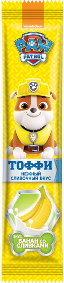Конфитрейд Щенячий патруль фруктовая жевательная конфета, 12 шт по 35 г конфитрейд disney драже с игрушкой проектор 8 г