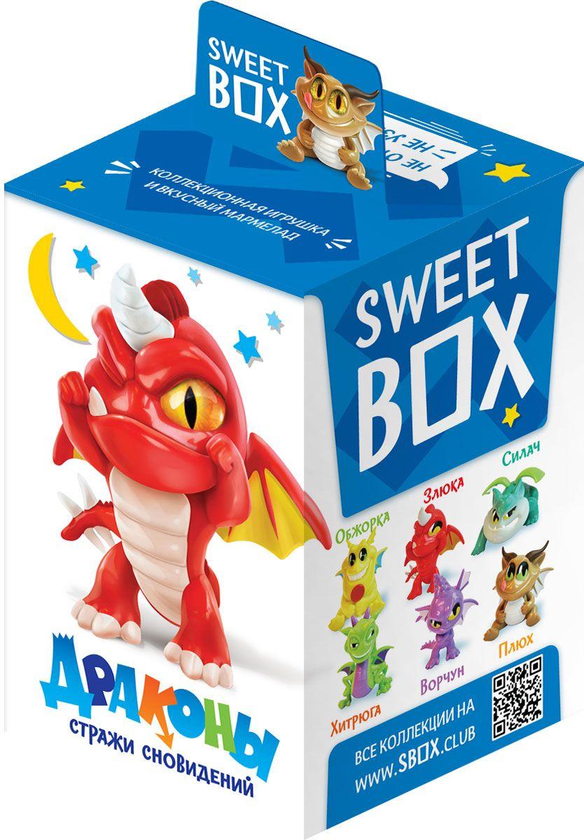 В каждой коробочке коллекционная 3Д - игрушка.Всего 6 игрушек в коллекции.