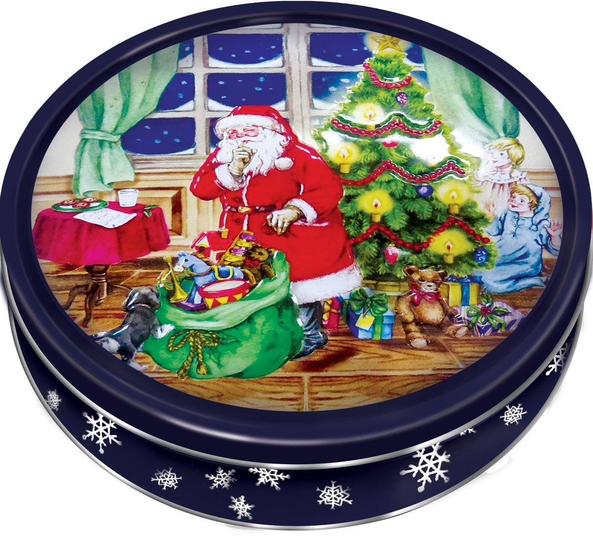 Конфитрейд Дед Мороз печенье, 240 г сладкая сказка печенье дед мороз и снегурочка 400 г