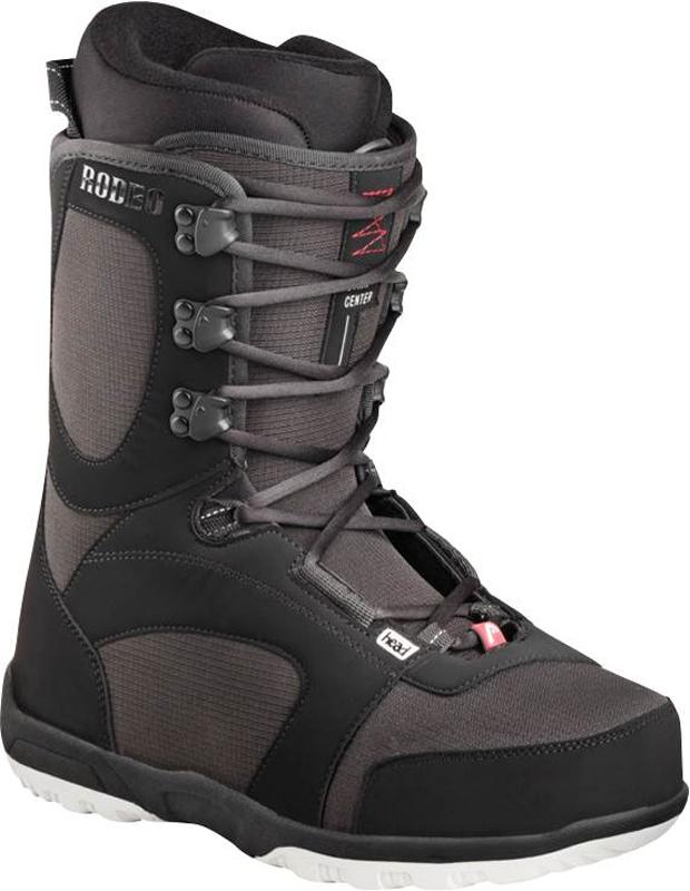 Ботинки для сноуборда Head Rodeo, цвет: черный. 353907. Размер 27