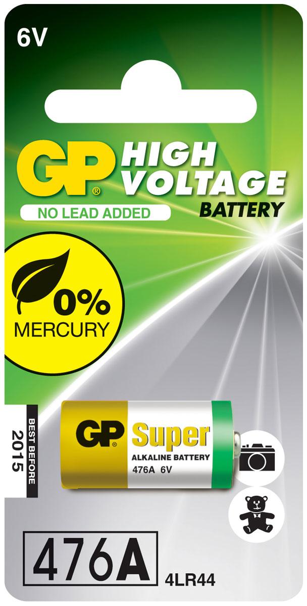 Батарейка высоковольтная GP Batteries, тип 476А, 6В3059Батарейка высоковольтная GP Batteries включает в себя целый ряд элементов питания марганцево-цинковой системы с щелочнымэлектролитом. Все батареи этой системы представляют собой набор элементов дисковой конструкции, собранных в единый металлическийкорпус. Такая батарея отличается высоким разрядным напряжением от 6 до 15 В. Улучшенные характеристики батареи позволяют эффективно использовать её в современных цифровых охранных комплексах.
