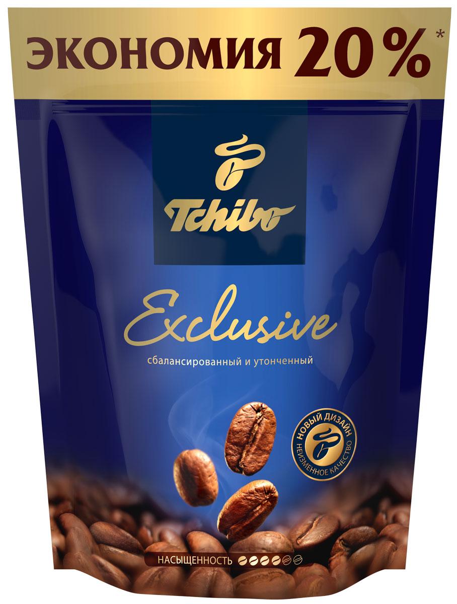 Побалуйте себя и своих близких изысканным кофе Tchibo Exclusive. Его богатый аромат и насыщенный вкус доставят вам непревзойдённое удовольствие. Для создания этого исключительного купажа эксперты Tchibo отбирают только лучшие зерна Арабики и дополняют их зернами насыщенной Робусты.