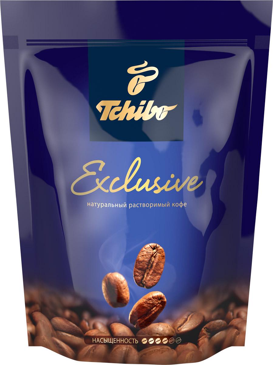 Tchibo Exclusive кофе растворимый, 150 г477156Побалуйте себя и своих близких изысканным кофе Tchibo Exclusive. Его богатый аромат и насыщенный вкус доставят вам непревзойдённое удовольствие. Для создания этого исключительного купажа эксперты Tchibo отбирают только лучшие зерна Арабики и дополняют их зернами насыщенной Робусты.Уважаемые клиенты! Обращаем ваше внимание на то, что упаковка может иметь несколько видов дизайна. Поставка осуществляется в зависимости от наличия на складе.Кофе: мифы и факты. Статья OZON Гид