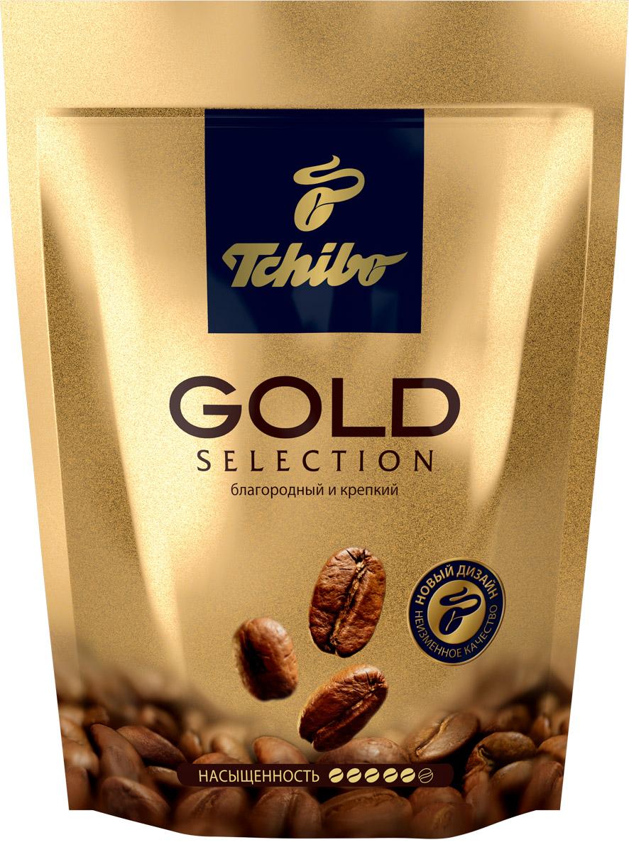 Tchibo Gold Selection кофе растворимый, 285 г лопатка tchibo
