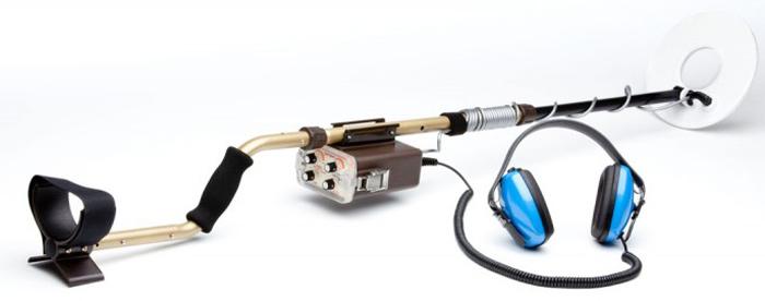 Металлоискатель Tesoro Sand Shark, катушка 10,5  - Металлоискатели
