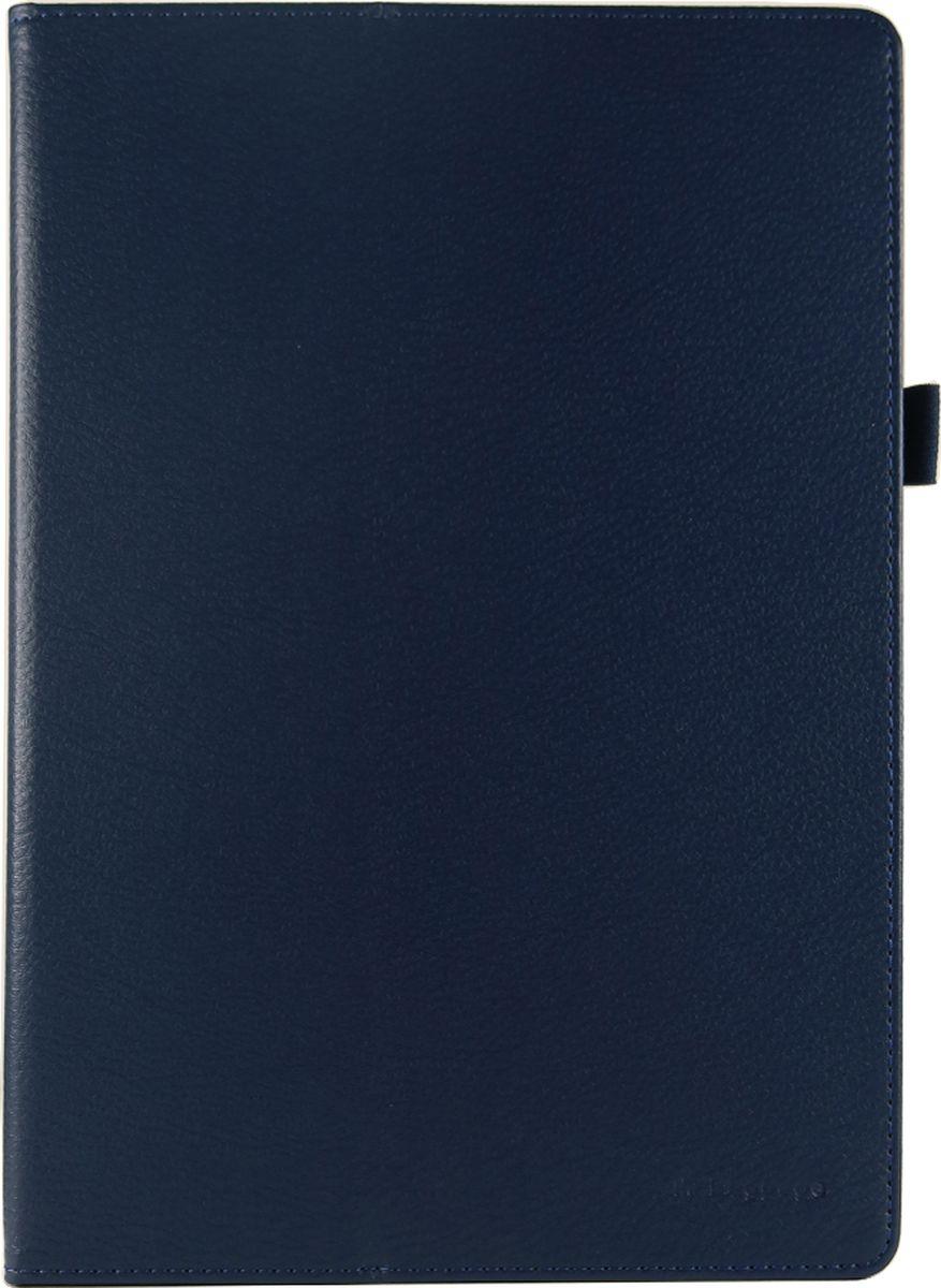 IT Baggage чехол для планшета Lenovo Tab 4 10 (TB-X304L), BlueITLNT410-4Чехол IT Baggage надежно защищает планшет Lenovo Tab 4 10 от случайных ударов и царапин, а так же от внешних воздействий, грязи, пыли и брызг. Крышка используется как подставка по устройство. Чехол обеспечивает свободный доступ ко всем функциональным кнопкам.